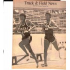 Track And Field News, April 1970
