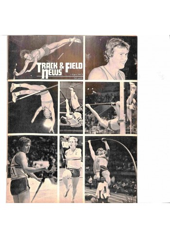 Track And Field News, April 1971