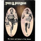 Track And Field News, April 1972