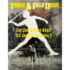 Track And Field News, April 1973