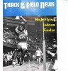 Cover Print of Track And Field News, April 1974