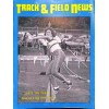 Cover Print of Track And Field News, April 1976