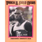 Track And Field News, April 1977