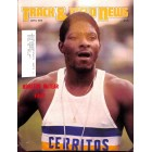 Track And Field News, April 1978