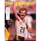 Cover Print of Track And Field News, April 1983