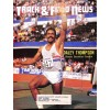 Track And Field News, April 1984