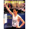 Track And Field News, April 1988