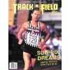Cover Print of Track And Field News, April 1994