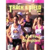 Track And Field News, April 1996
