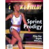 Cover Print of Track And Field News, April 1998