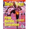 Cover Print of Track And Field News, April 1999
