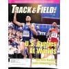Track And Field News, April 2003