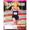 Cover Print of Track And Field News, April 2012