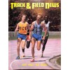 Cover Print of Track And Field News, August 1977