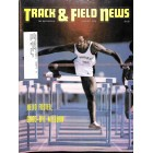 Cover Print of Track And Field News, August 1978