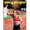 Cover Print of Track And Field News, August 1980