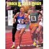 Cover Print of Track And Field News, August 1982