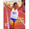 Cover Print of Track And Field News, August 1993