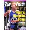 Cover Print of Track And Field News, August 2001