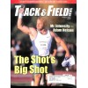 Cover Print of Track And Field News, August 2002