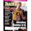 Cover Print of Track And Field News, August 2010