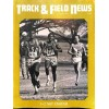 Cover Print of Track And Field News, December 1976
