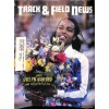 Cover Print of Track And Field News, December 1984