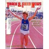 Cover Print of Track And Field News, December 1985