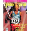 Cover Print of Track And Field News, December 1995