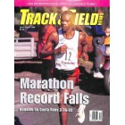 Track And Field News, December 1998