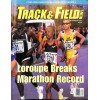 Cover Print of Track And Field News, December 1999
