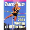 Cover Print of Track And Field News, December 2001