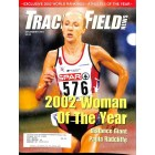 Cover Print of Track And Field News, December 2002