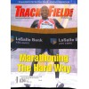 Cover Print of Track And Field News, December 2006