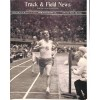 Cover Print of Track And Field News, February 1968