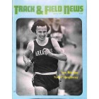 Cover Print of Track And Field News, February 1977