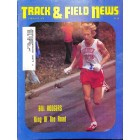 Cover Print of Track And Field News, February 1978