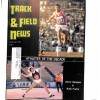 Cover Print of Track And Field News, February 1980