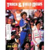 Cover Print of Track And Field News, February 1985