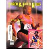 Cover Print of Track And Field News, February 1990