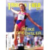 Cover Print of Track And Field News, February 1993