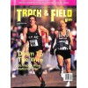 Cover Print of Track And Field News, February 1996