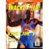 Cover Print of Track And Field News, February 1998