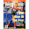 Track And Field News, February 2001