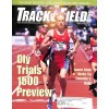 Cover Print of Track And Field News, February 2004