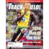 Cover Print of Track And Field News, February 2009