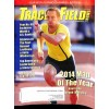 Track And Field News, February 2015