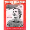 Cover Print of Track And Field News, January 1975