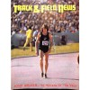 Cover Print of Track And Field News, January 1976