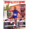 Track And Field News, January 1981